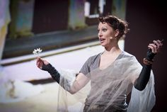 This is a game changer for me. Thank you @Amanda Palmer for this insanely awesome #TEDTalk – The Art of Asking
