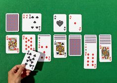 Solitaire Cards by Susan Kare