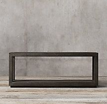 Grand Framed Console Table