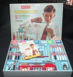 My parents bought me this for Christmas one year I loved it but still hated science at school 1960s Toys, Retro Toys, Vintage Toys, 1970s, My Childhood Memories, Childhood Toys, Baby Boomer, Toys Shop, My Memory
