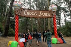 Choco Lands - Outside Lands 2011