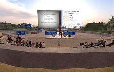 Nursing students can learn in a virtual world at UTA