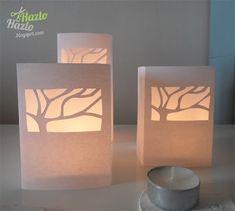 12 manualidades con cartulina llenas de estilo Table Lamp, Crafty, Diy, Home Decor, Google, Home, Crafts With Cardboard, Creative Crafts, Fabrics
