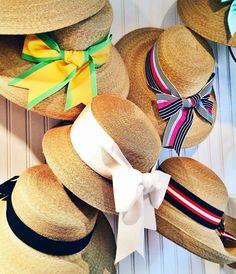 Cute summer hats!