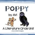 This Poppy  Literature Circle Unit features a 16 page mini booklet for readers to respond to their daily chapter readings. Readers practice the ski...
