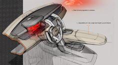 Gashetka | Transportation Design | 2014 | Land Rover Discovery Vision Concept |...