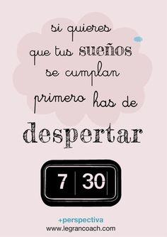 Para soñar hay que estar bien despierto... http://www.facebook.com/bardelossuenos