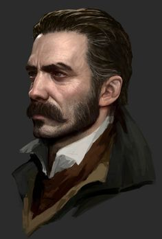 Concept art. Sir Galahad - The Order: 1886
