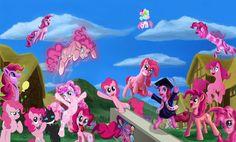 Too Many Pinkies by Tsitra360.deviantart.com on @DeviantArt