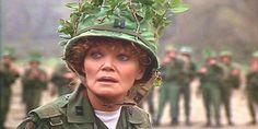 Actress Eileen Brennan