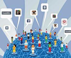СИНЕРГИЯ КОНТАКТОВ: Развитие групп социальных сетей на примере ВКонтак...
