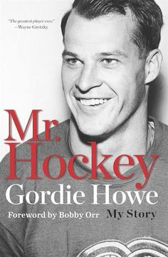 Going back to Howe's Depression-era roots and following him through his Hall of Fame career, his enduring marriage to Colleen, his extraordinary relationship with his children, and into the present, Mr. Hockey is the definitive account of  the game's most incredible legacy. #indigo #chapters #gordiehowe