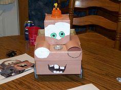 Mater Valentine Box
