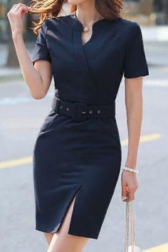 Tight Dresses, Sexy Dresses, Casual Dresses, Fashion Dress Up Games, Women's Fashion Dresses, Military Inspired Fashion, Cheap Dresses Online, Business Dresses, Bodycon Dress