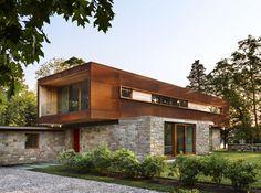 Modern renovation by Joeb Moore + Partners | Plastolux