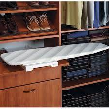 Hafele 568.60.781 Ironfix Shelf-Mounted Ironing Board