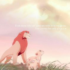 Aww it even has Kion in there! So cute!