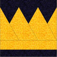 Crown ~ use for a quilt border?