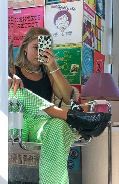Teen Girl Fashion, 90s Fashion, Spring Fashion, Fashion Outfits, Colourful Outfits, Cool Outfits, Summer Outfits, Summer Girls, Fitness