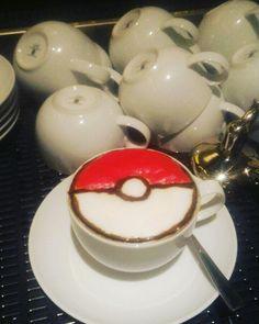 Pokemon Cappucinno