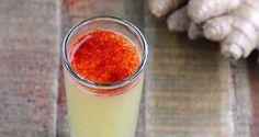 Une boisson détoxifiante à base de citron et vinaigre de cidre pour maigrir, perdre du poids, purifier son corps et éliminer les toxines et les graisses.