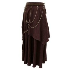 Steampunk Strings Skirt
