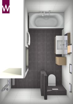 66 best 3D badkamer ontwerpen images on Pinterest | Fashion showroom ...