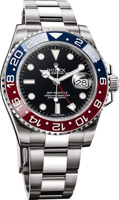 4751aeb6fd4 Rolex GMT-Master II especially coming so soon after the recent (for Rolex)  blue and black version. Whats more the new Rolex Oyster Perpetual  GMT-Master II f