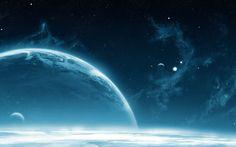 1920x1200 High Resolution Wallpaper planet rise