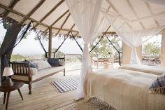 Amazing place to have a rest! #safaris #luxury #Tanzania
