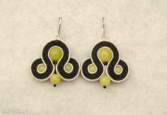 małe kolczyki sutasz z limonkowymi jadeitami. $15 Drop Earrings, Jewelry, Jewlery, Jewerly, Schmuck, Drop Earring, Jewels, Jewelery, Fine Jewelry