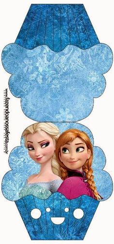 Frozen: Free Printable Cards or Party Invitations. by dena
