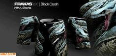 MMA Shop with huge selection of MMA Shorts and Rashguards. Everything for Mixed Martial Arts.