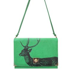 I still want this deer clutch bag so badly!