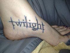 My Twilight tattoo