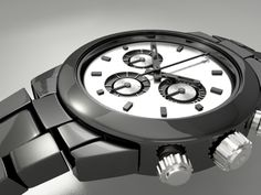 modelling, texturing, rendering, animation tutorial: Render product visualization setting for material ...