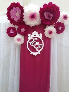 Оформление свадебного зала, wedding decor, pink wedding, fuchsia wedding