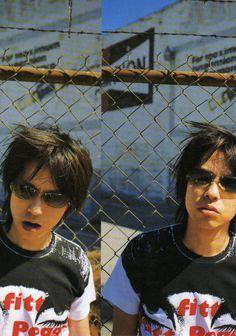 #hyde #hidetotakarai #takarai #hydetakarai #larcenciel #vamps #ラルクアンシエル #寶井秀人 #2007