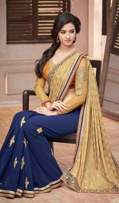 Buy online Fancy and designer Saree from Surat. Latest Sari shopping online store in Surat. Beautiful Girl Indian, Most Beautiful Indian Actress, Beautiful Saree, Indian Beauty Saree, Indian Sarees, Silk Sarees, Hyderabad, Indian Bollywood Actress, Bollywood Saree