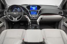 The 2014 Acura MDX