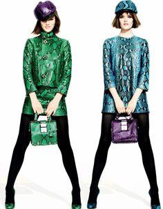Sam Rollinson & Eliza Cummings by Matt Irwin for Vogue Japan October 2014