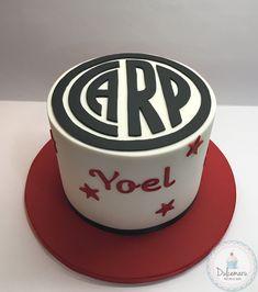 Torta de Carp - River Plate #futbolriverplate