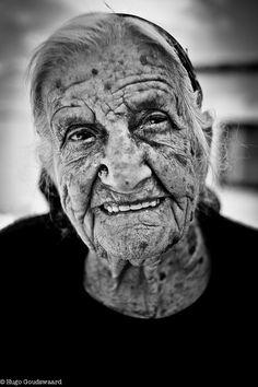 greece, old woman