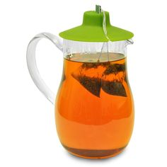 Iced Tea Pitcher With Bag Buddy by Primula