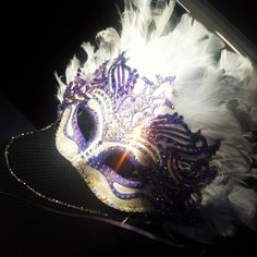 Masquerade  Mask created by Tyson Keanum