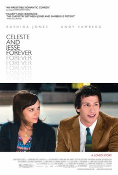 The Trailer and Poster for Celeste & Jesse Forever are Here - ComingSoon.net