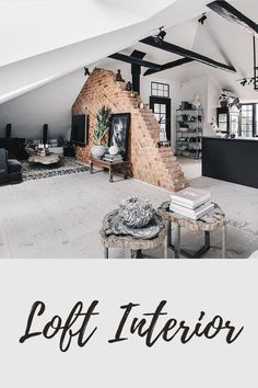 Scandinavian Style is awesome Loft Interiors, Scandinavian Style, Your Space, Awesome, Design, Home Decor, Be Awesome, Interior Design, Design Comics