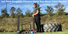 Tom Guyette Fitness specializes in personal and online training in Painted Post.