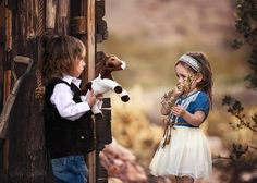 Mia and Elliott by Suzy Mead on 500px