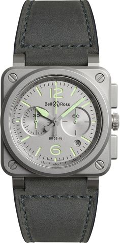 fb6fd9a1c370 Bell   Ross Introduces the Horoblack and Brings Back the Horolum